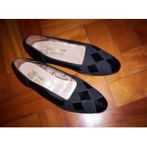 Zapatos San Crispino N; 37 Nuevos Acolchados