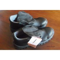 Borcegos De Seguridad Funcional Nº 46 .zapatos.-calzados.