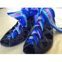 Sandalia Zapato Cuero Viento&marea