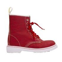 Clippate,borcegos Altos,zapatos Mujer,rocker,envío Gratis