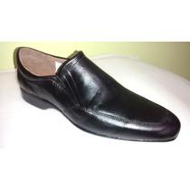 Zapato Mocasin De Hombre Cuero Vacuno- Calzado Masculino