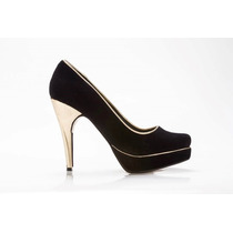 Zapatos Con Plataforma - Lady Comfort - Zapateria Isis