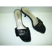 Sandalias Zapatos Negros N° 38 - Todo Baratoooo