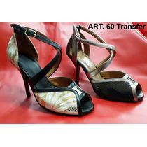 Zapatos De Tango / Fiesta / Vestir - Realizamos A Medida