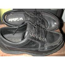 Zapatos Leñador Negros