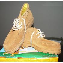 Zapatos De Niños Gamuza Nuevos Escolares Talle 30