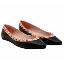 Ballerinas Zapatos Stripes Últimos Pares! Liquidacion!
