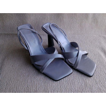 Sandalia /zapato Mujer Viento Y Marea N* 37