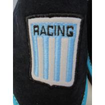 Pantuflas Del 26 Al 46 Racing Bordadas