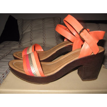 Sandalias Hush Puppies N°37 Impecables