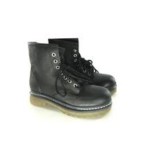 Zapatos Borcegos Mujer Zapatillas Cuero Magali Shoes
