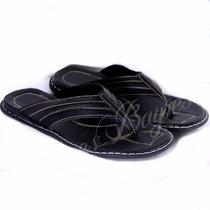 Sandalias Ojotas Modelo Maxi En Cuero De Shoes_bayres