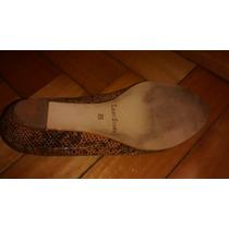 Dos Pares De Zapatos Lady Stork