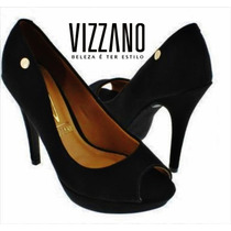 Zapatos Stillettos Plataforma Vizzano Nº38 - Super Oferta!!!