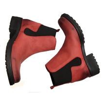 Botitas Zapatos Cuero Mujer Último Par!!!