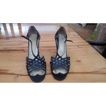 Zapatos Sandalias Mujer De Vestir Fiesta 36