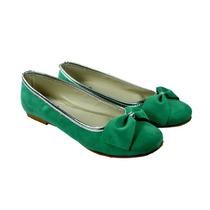 Ballerina Chatita Mujer Zapatos Ecocuero Almacen De Cueros