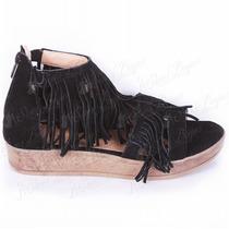 Sandalia Romana Gladiadora Baja Modelo Neron De Shoes Bayres