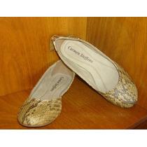 Carmen Steffens, Zapatos Cuero T.35, Divinos! 1 Puesta!