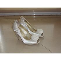 Divinos Zapatos De Novia ! Importados Para Boda! Belleza !