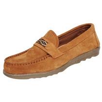 Zapatos Mocasines Nauticos Gamuza 5 Modelos