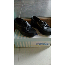 Zapatos Para Colegio De Nene Nro 34 Cocidos
