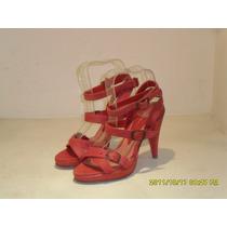 Zapatos Sandalia Taco Alto Plataforma Mujer 2015