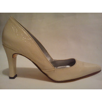Ideal Novias !!! Stiletto Color Natural - Nº 35 -