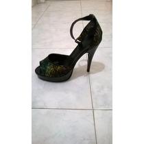 Zapatos De Fiesta Mujer Sin Uso