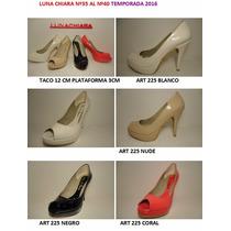 Zapatos Luna Chiara Temporada2015