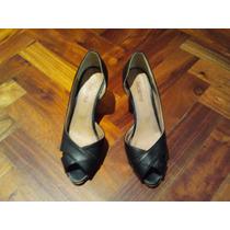Zapatos Con Taco Chino Lucerna