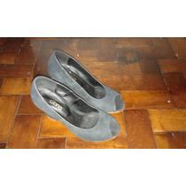 Zapatos Clona Boca De Pescado