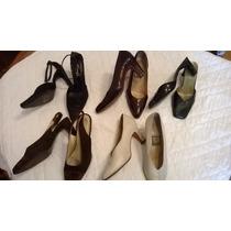 Zapatos Y Sandalias Mujer,varios Modelos,excelentes.