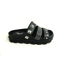 Zapatos Mujer Sandalias Plataforma Zueco Magali Shoes