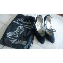 Zapatos Para Bailar Tango 39 Como Nuevos