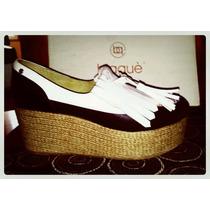 Zapatos Blaque Unicos!!!
