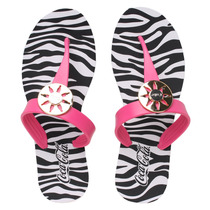 Ojotas Coca-cola Shoes Fashion Zebra Sportline