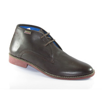 Zapato Boot Hush Puppies Cuero Casual