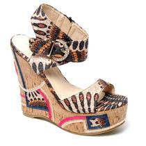 Zapatos Taco Chino De Mujer Lady Stork Bella 01
