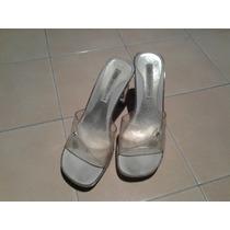 Zapatos Azaleia Transparentes