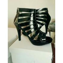 Zapato De Mujer Con Tiras