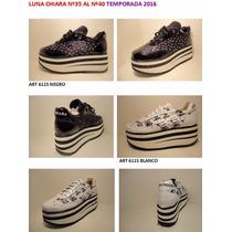 Zapatilla Luna Chiara Temporada 2016 Outlet Liquidacion Off