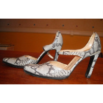 Zapatos Reptil Ricky Sarkany Envio Gratis