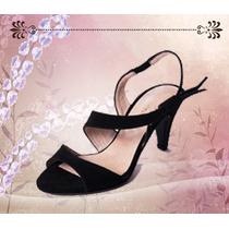 Sandalias De Fiesta - Cuero Excelente Calidad- Oferta