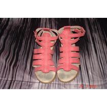 Zapatos Sandalias Nena Plataforma Talle 32