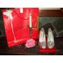 Para Noches Especiales!!! Zapatos Saverio Di Ricci (nº40)