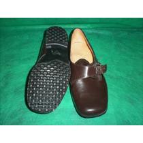 Zapato Calzado Fino Nº 33- Vintage Nuevos De Cuero Legitimo