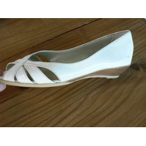 Chatita Sandalia Zapato Nº 37 Alicia Lopez Taco Chino