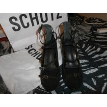 Zapatos Importados Schutz!!! Zara Mishka- Sarkany!!!