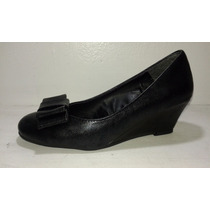 Zapato Clásico Mujer Taco Chino Fiesta Vestir Oficina
